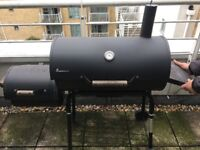 Landmann Barbeque with warming oven