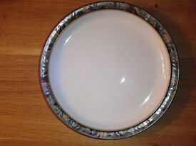"""DENBY MARRAKESH FIRST QUALITY DINNER PLATE 26CMS/6¼"""" – 8 AVAILABLE"""