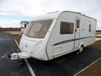 SWIFT CHALLENGER 500 - FIXED BED - 4 BERTH *** SALE NOW ONLY £6995 ***