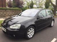 VOLKSWAGEN GOLF GT TDI LONG MOT STARTS AND DRIVES PERFECT VERY ECONOMICAL