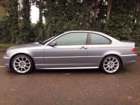 2005 (55) BMW 3 Series Coup Manual 2.0 With 12 Month MOT PX Welcome