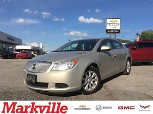 2011 Buick LaCrosse CX - ONE OWNER - CERTIFIED