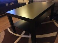 Sleek Ikea coffee table for sale in Edinburgh
