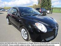 2010 Alfa Romeo Mito 1.4 16v Turismo 3dr£3,995 p/x considered