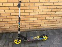 Foldable scooter for age 8-10