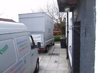 REMOVALS/STORAGE /MOVING/ MAN/ VAN /HOUSE/CLEARANCE/PIANO/STUDENT/DISPOSAL/PARTLOAD/FURNITURE/BOXES