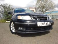 05 SAAB 9-3 2.0 TURBO LINEAR SPORT 2.0,MOT DEC 018,2 KEYS,PART HISTORY HISTORY,VERY RELIABLE CAR