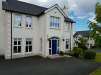 Spacious 5 bed holiday home in beautiful Ballycastle.