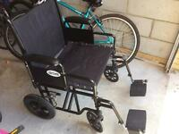 Wheelchair (heavy duty)