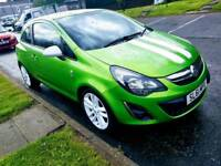 Vauxhall corsa Sxi 1.2 low milage only 53000