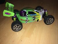 Nitro rc car £60 spair or repair