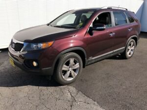 2012 Kia Sorento EX, Navigation, Leather, Sunroof, AWd