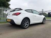 Vauxhall Astra GTC 1.4 i Turbo 16v Sport (s/s) 3dr - New Engine Chain and Pump