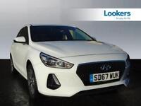Hyundai i30 CRDI SE (white) 2017-10-03