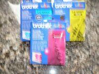 BROTHER/ Canon/ Lexmark /EPSON ORIGINAL INK CARTRIDGES