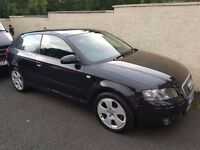 audi a3 tdi sport sline 129k 800 just spent 2006 6 speed 140 bhp
