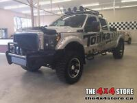 2011 Ford F-250 XLT DIESEL 4X4 LOADED LIFTED
