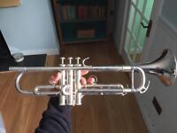 Yamaha 6335 Bb trumpet