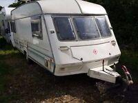 1998 ABI Dalesman 520 5 Berth Caravan