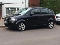 Audi a2 wanted for cash