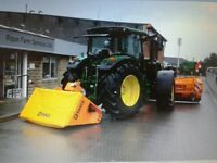 Snow Ploughs & Salt Spreaders For Sale - Will Fit Most Vehicles - Don't Be Caught Out