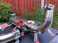Aprilia RS4 125 Scorpion Exhaust