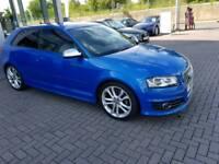 Audi S3 Sprint Blue