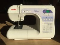 Janome Dc3050 decor embroidery sewing machine