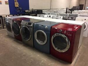 HUGE FRONT LOAD APPLIANCE INVENTORY TO PICK FROM