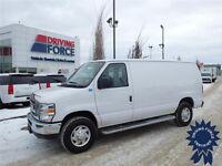 2014 Ford E-250 Cargo Van - 4.6L V8 - 8,186 KMs - Running Boards