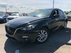 2014 Mazda MAZDA3 GS-SKY SUN ROOF ALLOYS AUTOMATIC