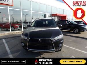 2013 Mitsubishi Outlander LS AWC V6 7Places Bluetooth Camera USB