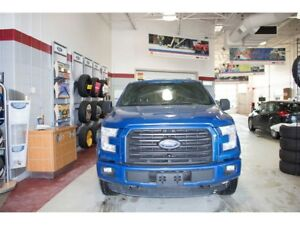 2015 FORD F-150 SUPERCREW 4X4 | NAVIGATION | SPORT APPEARANCE