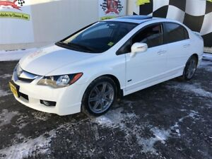 2011 Acura CSX iTech Pkg, Automatic, Leather, Sunroof