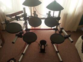 Yamaha DTXPRESS III Electronic Drum Kit