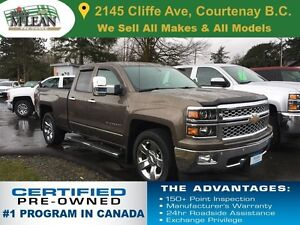 2014 Chevrolet Silverado 1500 LTZ Navigation Heated and Cooled S