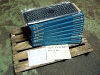 JOBLOT 8 CHERRY K1 COMPUTOR KEYBOARDS KEYBOARD