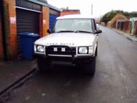 Landrover discovery off roader