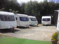 caravans from 2/3/4/6/ berth
