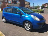 Nissan Note SE 1.4 2006 FULL YEAR MOT Immaculate as Astra Micra Punto Fiesta Corsa Clio Focus Aygo