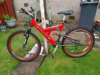 Raleigh Max Mountain bike
