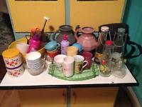 Free kitchen items vintage and modern