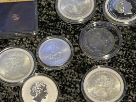 Coins bars bullion