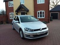 Volkswagen Golf 1.6 TDI BLUEMOTION Hatchback 5dr - 1years MOT