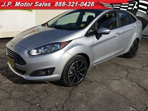 2015 Ford Fiesta SE, Automatic, Heated Seats, Only 6, 000km