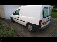 2004 Vauxhall combo van