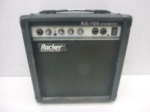 Rocker Guitar Amplifier - We Buy and Sell Guitar Amps at Cash Pawn - 14410 - AL418405