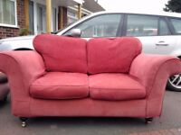 Laura Ashley two seater sofa!