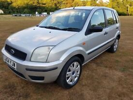 2004 Ford Fusion 1.6 2