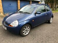 Ford Ka   Zetec High Spec Model Low Mileage